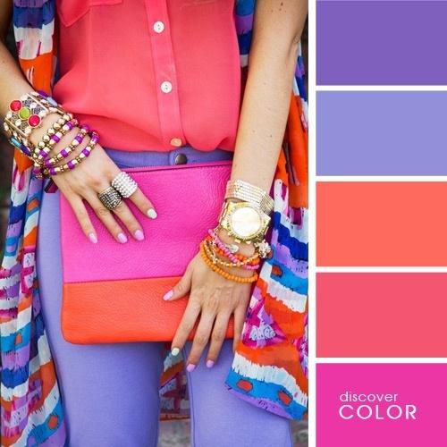 combina color